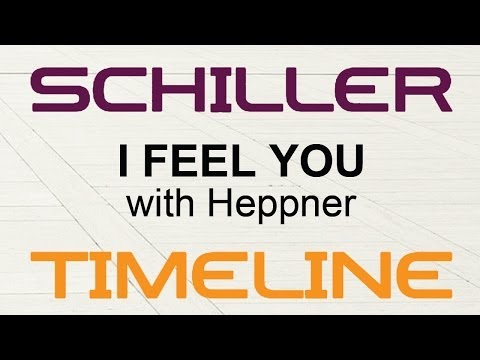 Schiller - I Feel You (with Heppner)