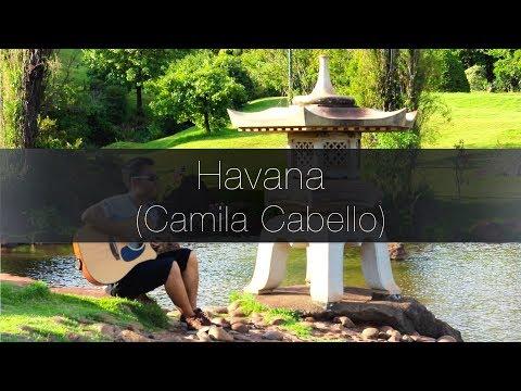Camila Cabello Havana - Rodrigo Yukio Fingerstyle Guitar CoverFREE TABS