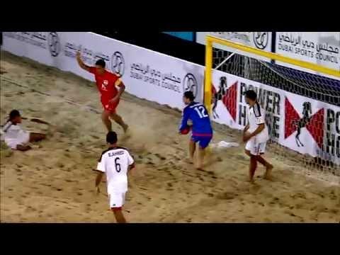 Samsung Beach Soccer Intercontinental Cup Dubai 2015 - Top 5 Goals