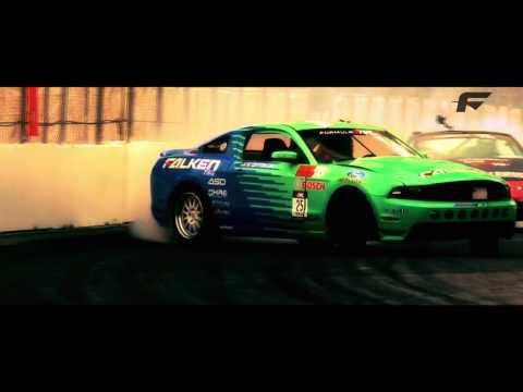 Falken Tire Driver Feature: Vaughn Gittin Jr.