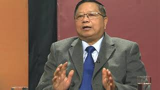 Interview with Dr  Lalthangliana  Minister Health & Family Welfare