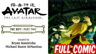 Avatar - The Rift: Part 2 (FULL COMIC) (Motion Comic)