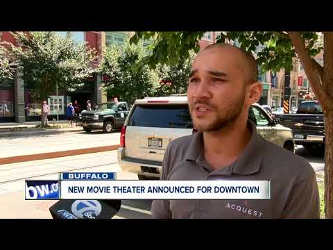 Will a movie theater succeed in downtown Buffalo?