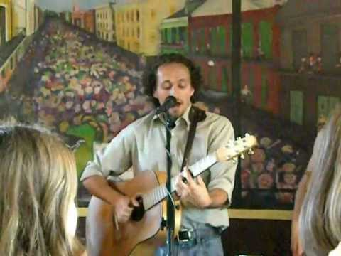 Don't Worry! Be Happy! / Three Little Birds - Cover by Bentley Murdock (Bon Temps Creole Cafe)