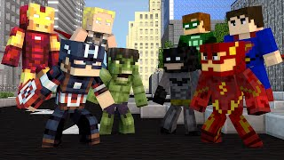 Minecraft: SÉRIE NOVA! (Vida de Herói)