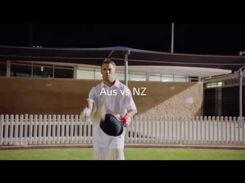 David Warner's Night Test - it's the ultimate cricket challenge. Full length version