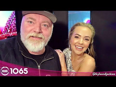 New Bachelorette Angie Kent  KIIS1065 Kyle & Jackie O