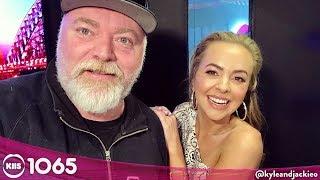 New Bachelorette Angie Kent | Kiis1065, Kyle & Jackie O