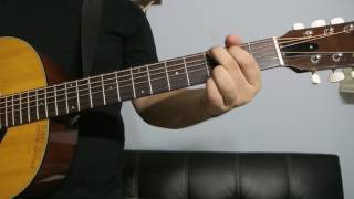 "Justin Bieber - ""U Smile"" How to Play Guitar (Easy!! Guitar Tutorial!!)"