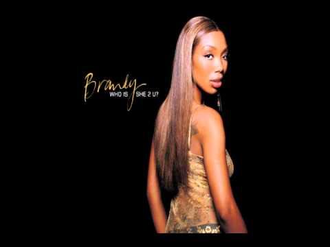 Brandy - Who Is She 2 U? (Acapella)