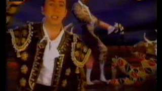 Marc Almond - Desperate Hours (Flamenco Videomix).