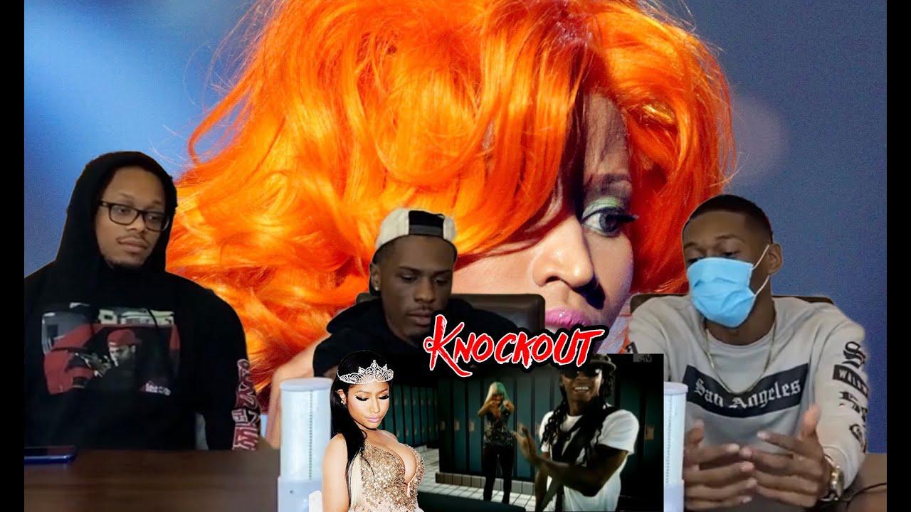 Download Lil Wayne - Knockout ft. Nicki Minaj (Official Music Video) Reaction!!!