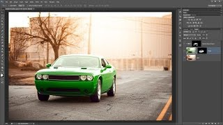 Learn to Mask in 2 Minutes! - Photoshop Tutorial