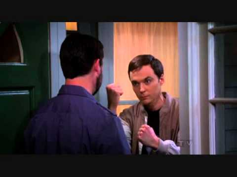 Sheldon Cooper Drunk goes to Wil Wheaton
