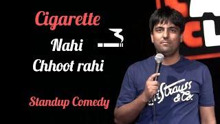 Download Cigarette Nahi Chhoot Rahi | Stand up Comedy by Pratyush Chaubey Mp3 and Videos