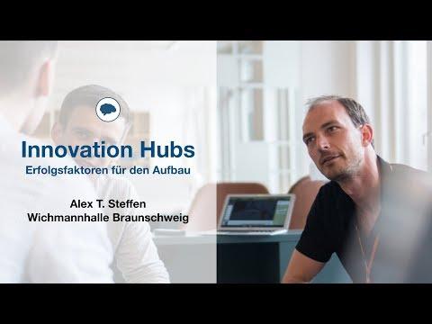 Alex T. Steffen | Innovation Hubs & Communities at Berlin Meets Braunschweig (Deutsch)