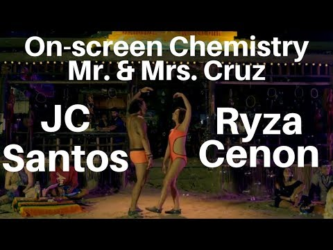 Interviews with Mr and Mrs Cruz J C Santos and Ryza Cenon at the Grande Media Con
