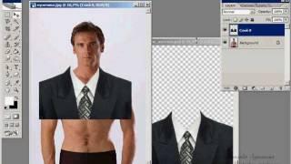 Фото на документы в Adobe Photoshop(Фото на документы в Adobe Photoshop Автор: Зинаида Лукьянова Полный видеокурс: Фотошоп уроки для повышения..., 2011-06-05T04:59:02.000Z)
