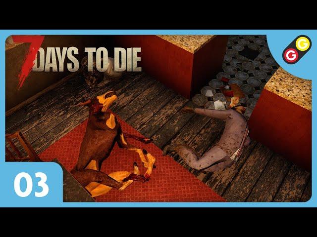 7 Days to Die - Let's Play 2 #03 Je fais un carnage ! [FR]