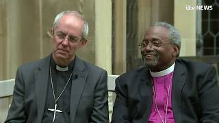 Final countdown to the Royal Wedding: Archbishop Justin Welby talks final preparations | ITV News
