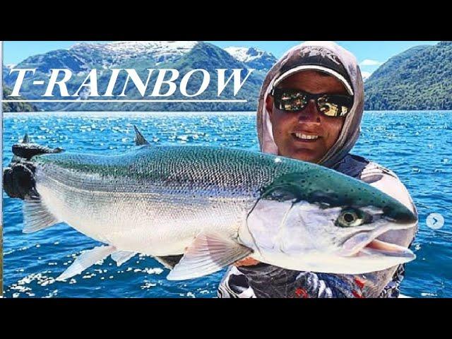 T- Rainbow:  Trucha Arcoíris Gigante del Nahuel Huapi