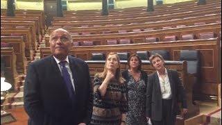 رئيس النواب الإسباني: مواقف مصر تحرص على منع زعزعة الاستقرار في المنطقة.. فيديو