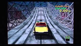 Crazy Taxi: Fare Wars - Sega PSP Quadrilogy Part 4