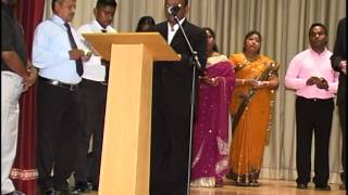 Silver Jubilee celebration of Tamil  Catholic Chaplaincy in Germany on 2012-08-25 part 1 of 10
