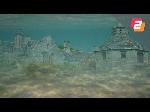 Top 5 Mysterious Underwater Cities