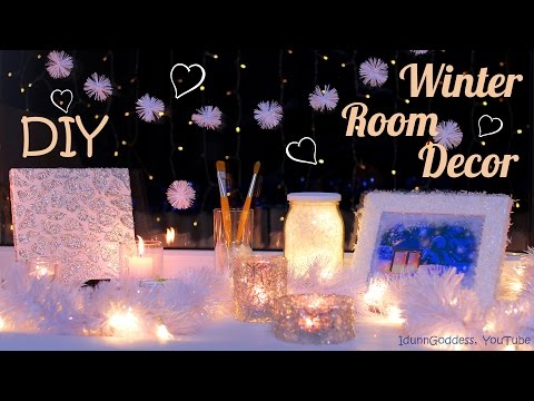 Thumbnail: 5 DIY Winter Room Decor Ideas – How To Decorate Your Room For Winter