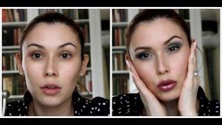 Осенний макияж совместно с Alena Alfa и Inffanta. Makeup!
