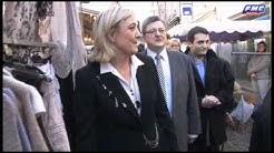 Marine Le Pen à Senlis