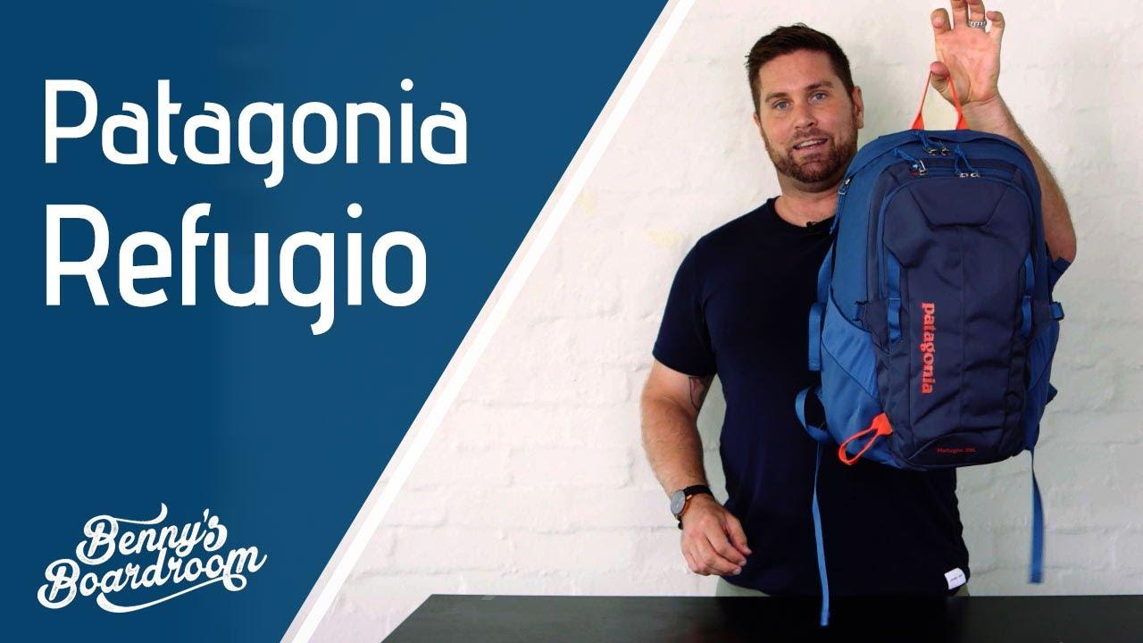 Backpack Benny's Patagonia Boardroom 28L Walkthrough Refugio FvxAwgq5