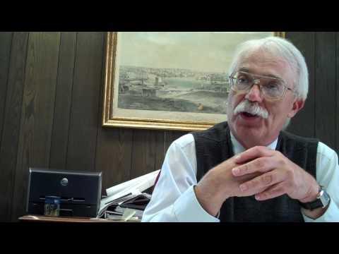 Ed Barrett - City Manager of Bangor