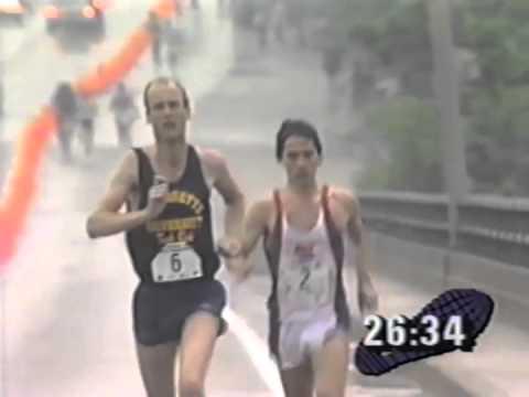1990 Indianapolis 500 half marathon