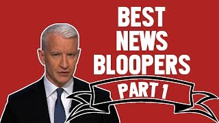 Best news bloopers (part 1) ⭐ try not to laugh ⭐ funniest news bloopers 2017