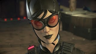 Batman The Enemy Within - Catwoman Returns