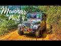 Off-Roading In Munnar - Part 4 | India Travel Vlog