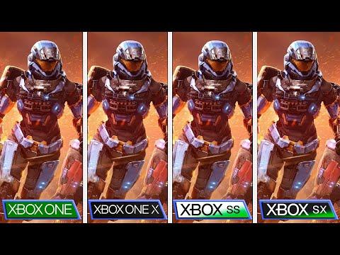 Техническое сравнение мультиплеера Halo Infinite на Xbox One и Xbox Series X   S