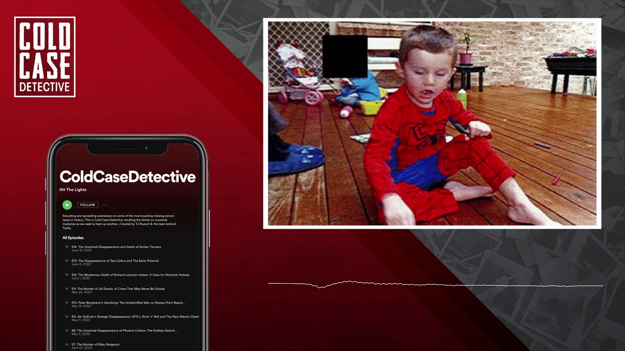 The Boy in the Spider-Man Suit: The Unsolved Disappearance of William Tyrrell | FULL PODCAST EPISODE