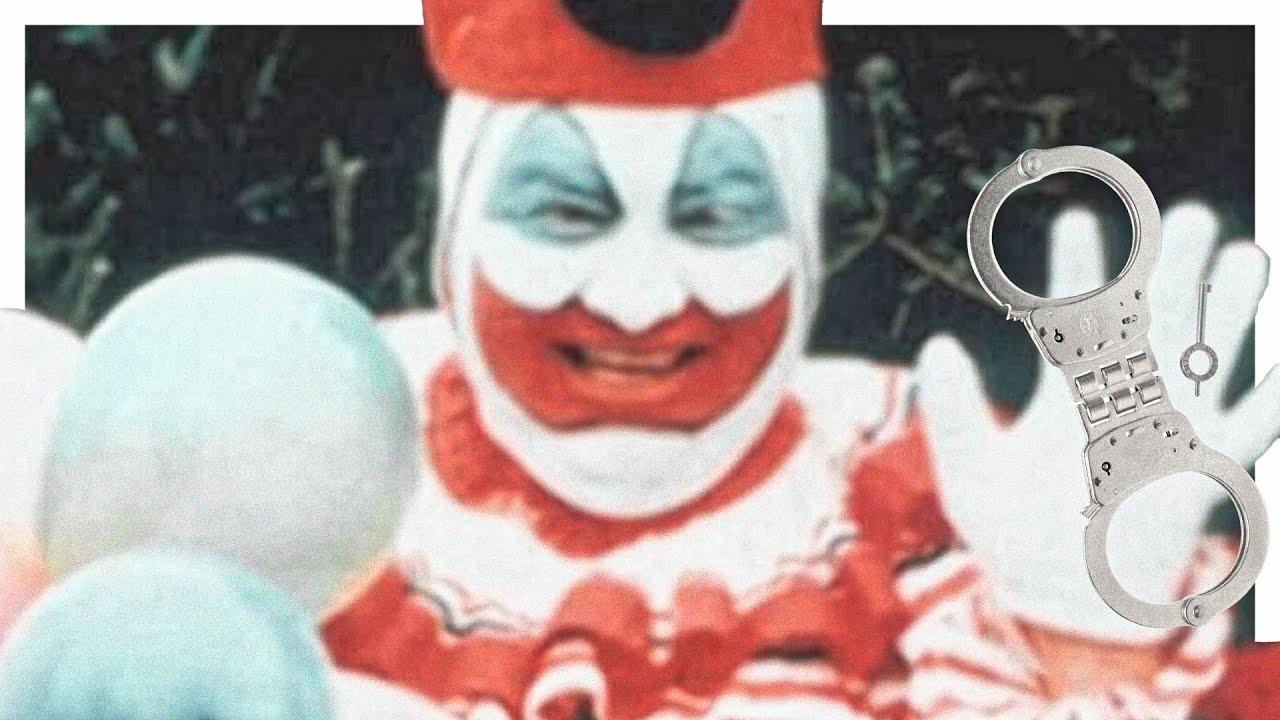 John Wayne Gacy Has The Worst Clown Routine Of All Time