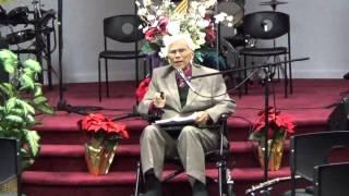 Bài Giảng Cuối Cùng Của Trưởng Lão Lương Công Bội