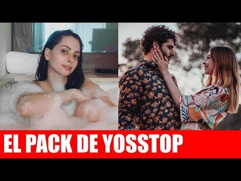 Se filtra el  pack  de Yosstop / DebRyanShow 驴Extra帽a a Dhasia Wezka?