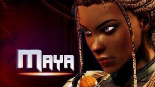 Killer Instinct Season 2 - Maya Trailer