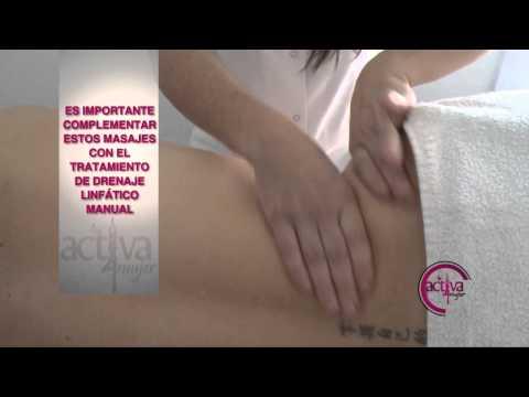 Activa Mujer - Masaje Reductor Manual
