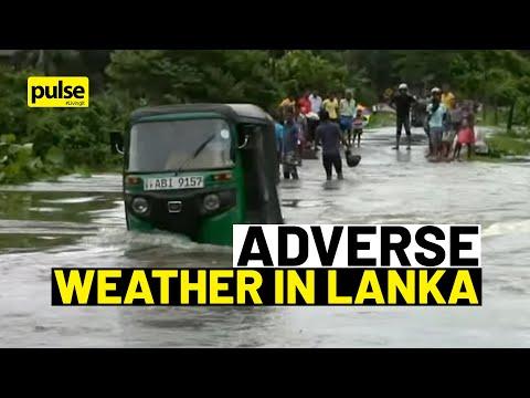 Adverse Weather - Sri Lanka