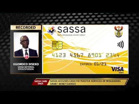 Sassa accuses CPS of misleading the public