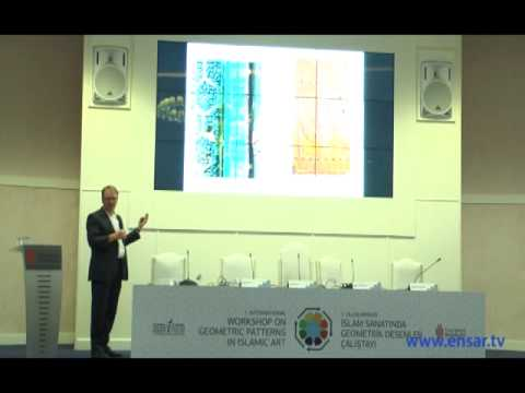"Presentation ""The Relevance of Islamic Geometric Design to Contemporary Architecture and Design"""