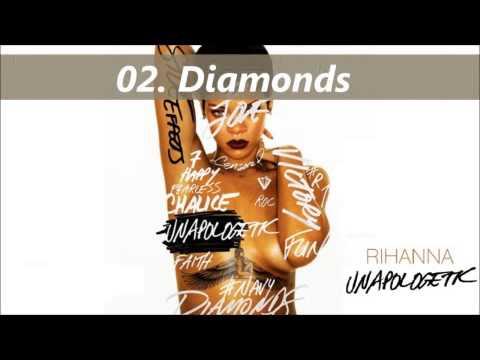 FREE!!! Rihanna UNAPOLOGETIC Album - ITunes Ready