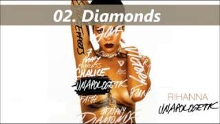 FREE!!! Rihanna UNAPOLOGETIC Album - iTunes ready